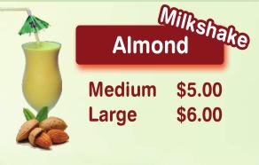 AlmondMilkShakeU
