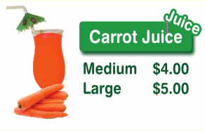 CarrotJuiceU